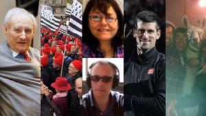 Fronde bretonne, reporters tués, tennis... Les 10 actus marquantes de ce week-end
