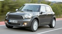 MINI Mini Countryman D 112 ch ALL4 Cooper Pack Red Hot Chili A - 2011