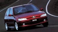 PEUGEOT 306 1.6e XT A - 1999