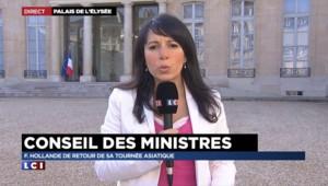 """Cafouillages fiscaux, Hollande """"voudra recadrer ses troupes"""""""