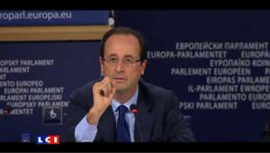 Hollande à Bruxelles : pas de relance de l'Europe sans projet