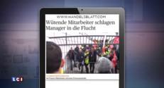 Incidents chez Air France : résonance médiatique, des agissements unaninement condamnés