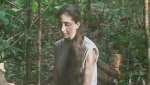 Ingrid Betancourt, en octobre 2007