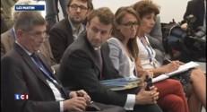 """Interview d'Emmanuel Macron à Ouest France : """"L'entreprise est au cœur de notre engagement"""""""