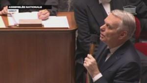 Jean-Marc Ayrault le 14 janvier 2014