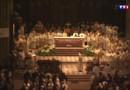 Le 13 heures du 31 mars 2015 : Cathédrale de Bordeaux : préparatifs de la semaine sainte - 2087.176