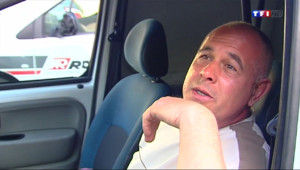 Le 13 heures du 7 avril 2014 : A Marseille, les automobilistes sont contre une limitation �0 km/h - 312.81