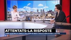 """Poutine réitère devant Hollande : """"Le départ d'Assad, c'est l'affaire du peuple syrien"""""""