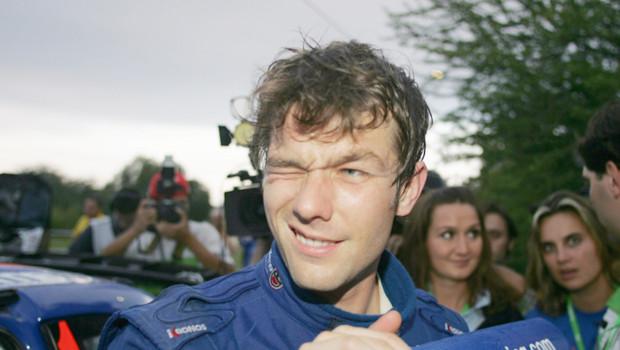 Sébastien Loeb en 2006