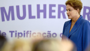 """Brésil : Dilma Rousseff signe la loi sur le """"féminicide"""", 9/3/15"""