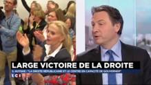 """Départementales : """"Une adhésion à la volonté d'alternance"""", déclare le porte-parole de l'UMP"""
