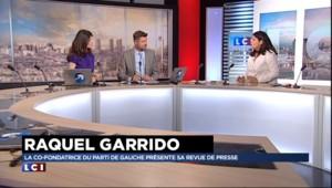 """Julian Assange : Garrido """"affligée"""" par le refus d'asile politique de la France"""