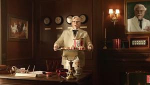 Norm McDonald, nouveau visage de la campagne de pub de KFC