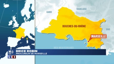"""Nouvelle fusillade à Marseille : les deux victimes connues pour """"trafic de stupéfiants"""""""