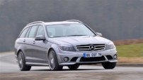Photo 15 : Essai Mercedes C63 AMG break : agent provocateur