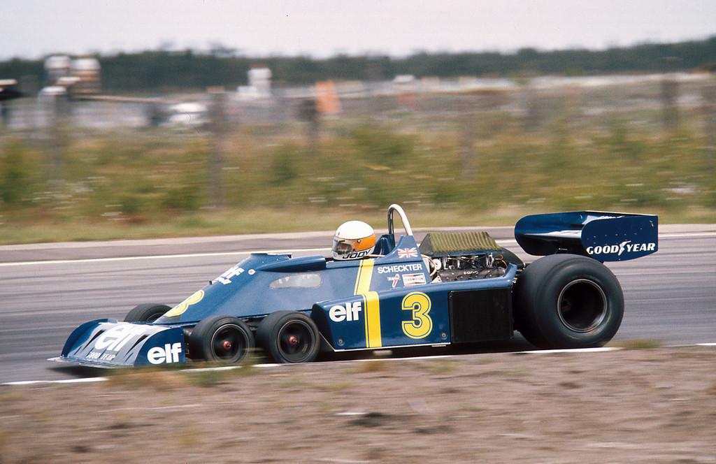 Tyrrell P34 Ford À�f1】『rush』の舞台、1976年 F1グランプリ【映画】 Naver Á�とめ