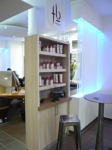 salon de coiffure Farida b - Paris