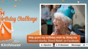 A 106 ans, Edythe Kirchmaier est la plus vieille utilisatrice de Facebook