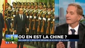 "Accord Chine/France pour la Cop21 : ""C'est un accord fondamental"""