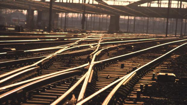 Des rails (archives).