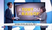 Éric Ciotti contre l'extension du RSA aux mois de 25 ans : à tort ou à raison ?