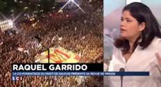"""Grèce : Garrido choquée par le """"tour despotique de l'élite européenne"""""""
