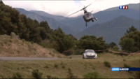 Le 13 heures du 19 mai 2013 : Zoom sur : Ajaccio, la passion du rallye - 1679.7390000000003