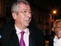 Le maire de Levallois-Perret Patrick Balkany et son épouse