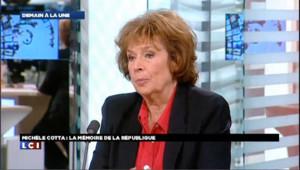 """Michèle Cotta : """"Non, je ne me suis pas excusée"""" auprès de Ségolène Royal !"""