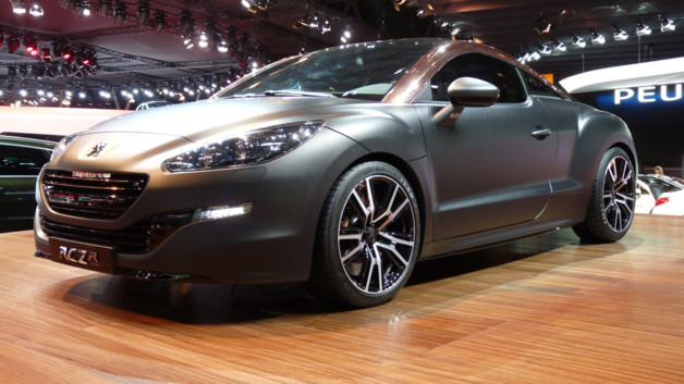 news automoto peugeot rcz r 2013 pr sentation le 12 juillet goodwood mytf1. Black Bedroom Furniture Sets. Home Design Ideas