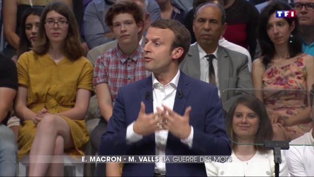 Rivalité Valls-Macron : la parole est au Président