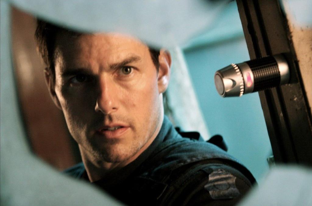 tom cruise films: