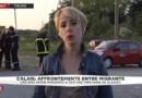 Calais : un rixe entre migrants a fait une quarantaine de blessés