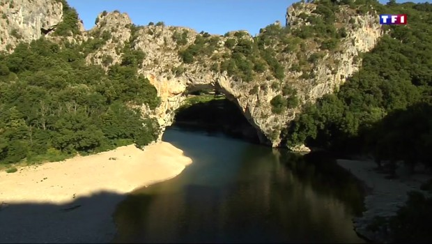 Découverte de la région Rhône-Alpes (1/5) : Les gorges de l'Ardèche