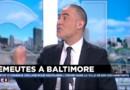 """Emeutes à Baltimore: """"Les paradoxes de l'Amérique"""""""