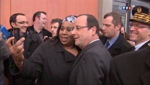 François Hollande à Dijon (11 mars 2013)
