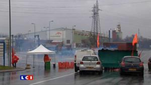 Grève à Arcelor Mittal : les salariés de Florange mobilisés