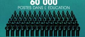La minute pour comprendre : 6.000 nouveaux postes dans l'enseignement