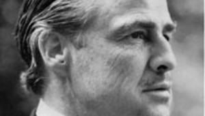 Marlon Brando photo noir et blanc