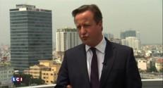 """Migrants : Cameron réclame une """"étroite collaboration"""" avec la France"""