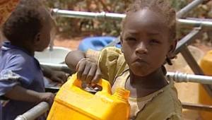 Un enfant au Soudan/archives. TF1