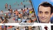 Burkini : Florian Philippot déçu par le Conseil d'État