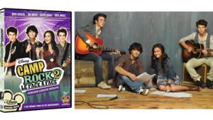 Camp Rock 2 Jonas Brothers Demi Lovato