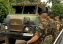 Des soldats postés en Côte d'Ivoire
