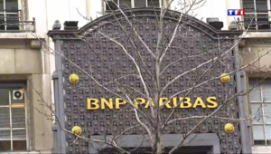 Le 13 heures du 30 mai 2014 : Amende record en vue pour BNP Paribas aux Etats-Unis ? - 423.116