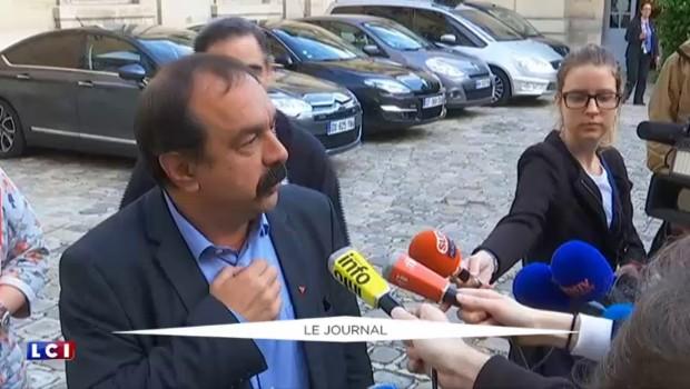 "Philippe Martinez : ""On va refaire le point"""