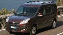 FIAT Doblo 1.4 95 ch Team - 2011