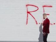 """Teaser de """"R.E.D."""", 6e album studio de M. Pokora, le 15 septembre 2014."""