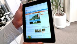 TF1 News sur l'iPad