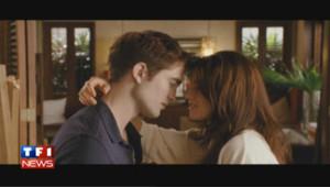 Twilight 4 Révélation, partie 1 : par ici la bande annonce!